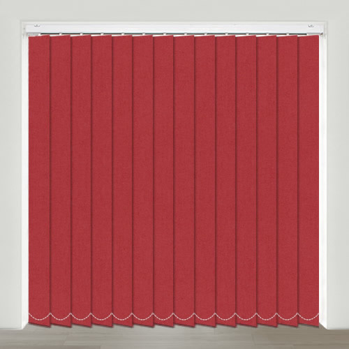 Gala Ruby Vertical Blind