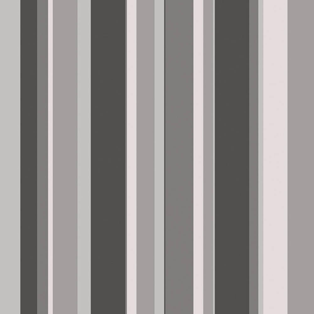 Grey Black Amp White Monotone Striped Roller Blinds Made