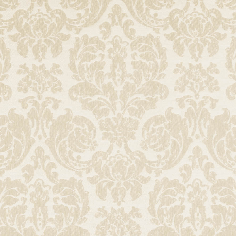 Traditional Woven Cream Amp Beige Damask Patterned Roman Blinds