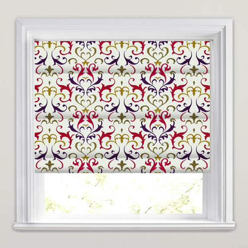 Daiquiri Martini Roman Blind