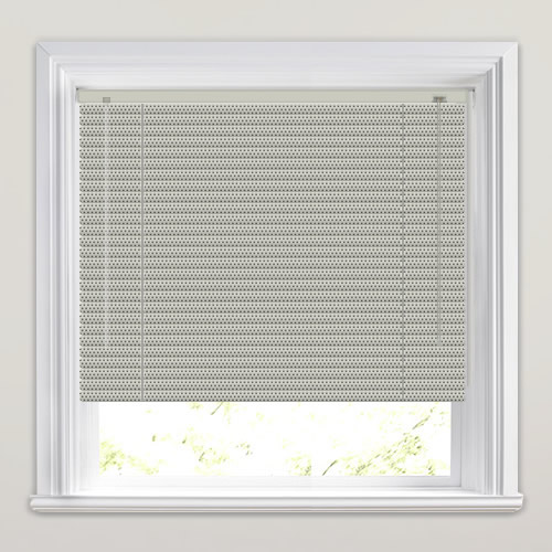 25mm Filter Grey Venetian Blind