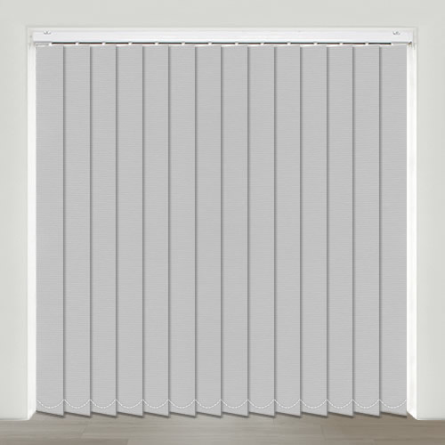 Multi Lux Grey Vertical Blinds Made To Measure English