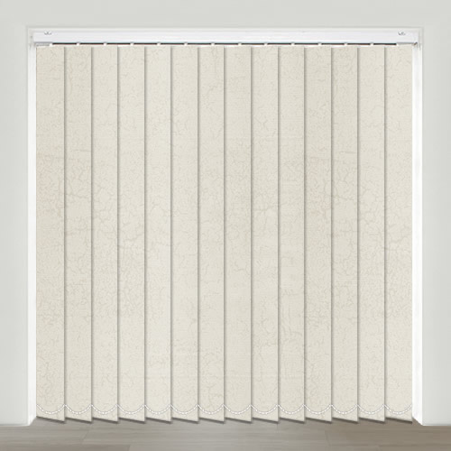 Planet Porcelain Vertical Blind