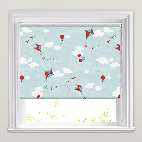 Kites and Balloons Roller Blind