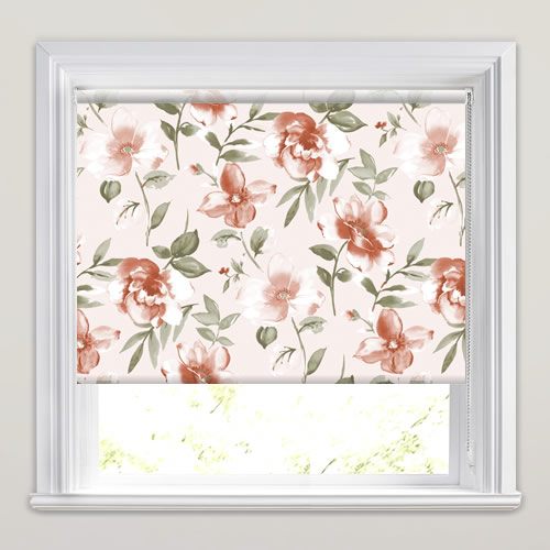 Montague Country Copper Roller Blind