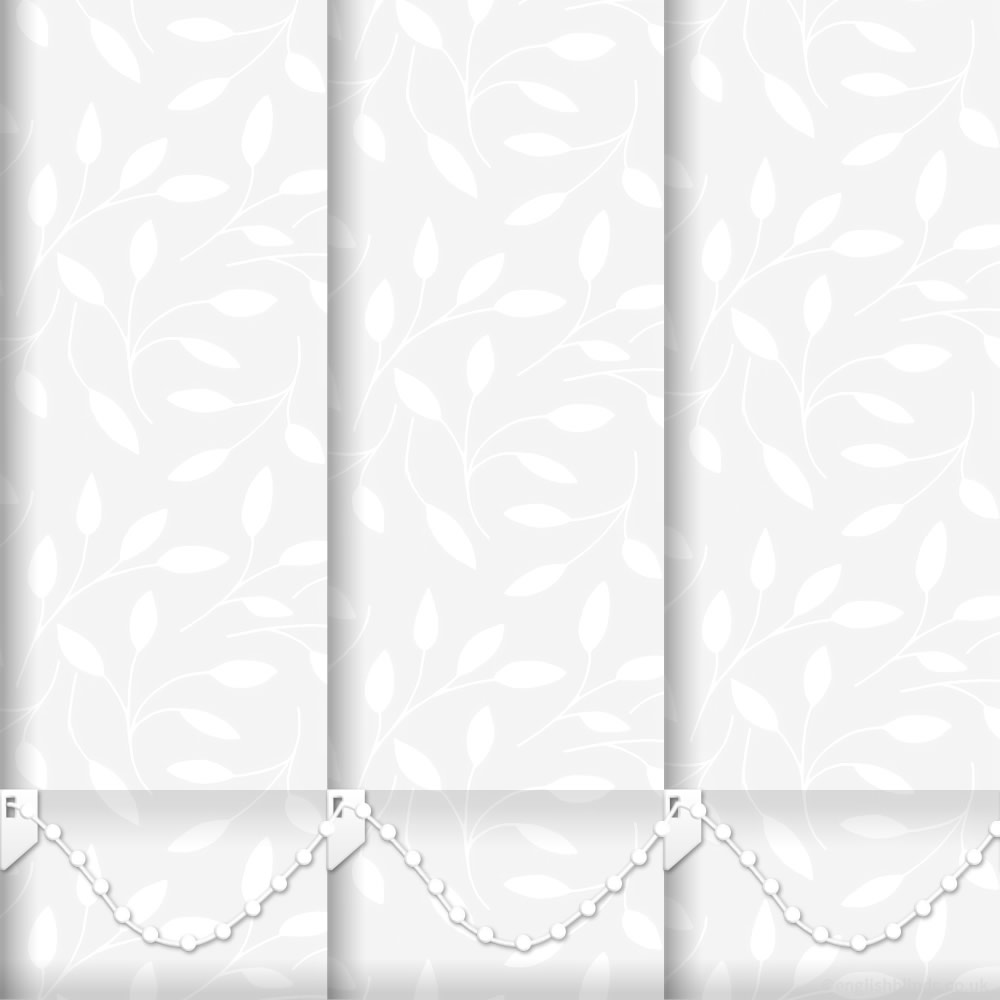 silhouette white vertical blinds made to measure. Black Bedroom Furniture Sets. Home Design Ideas