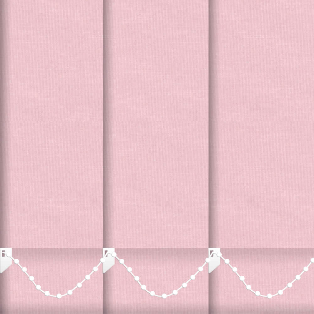 Gala Blush Vertical Blinds Made To Measure English Blinds