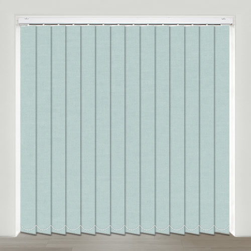 Gala Duck Egg Vertical Blind