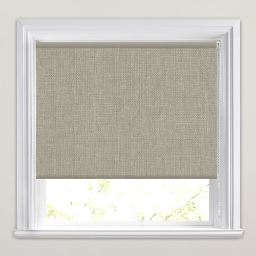 Campton Graphite Roller Blind