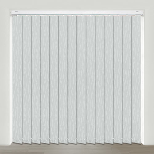 Melody Vapour Vertical Blind