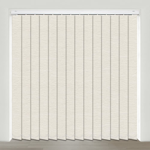 Chagford Sand Vertical Blind