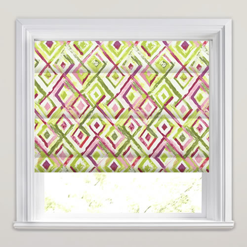 Sirocco Orchid Roman Blind