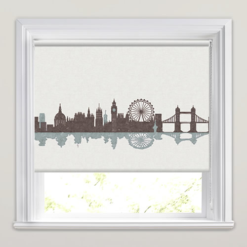 Cityscape London Roller Blind
