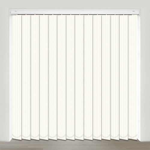 Faria Crystal Vertical Blind
