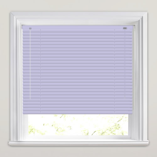 25mm Lavender Venetian Blind