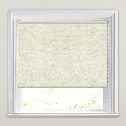 Spa Vanilla Roller Blind