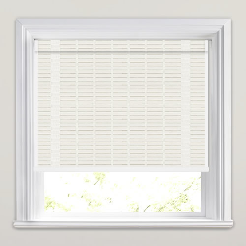 White Painted Wood Blinds Luxury Made To Measure