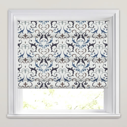 Daiquiri Breeze Roman Blind