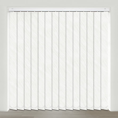 roma white vertical blinds made to measure english blinds. Black Bedroom Furniture Sets. Home Design Ideas