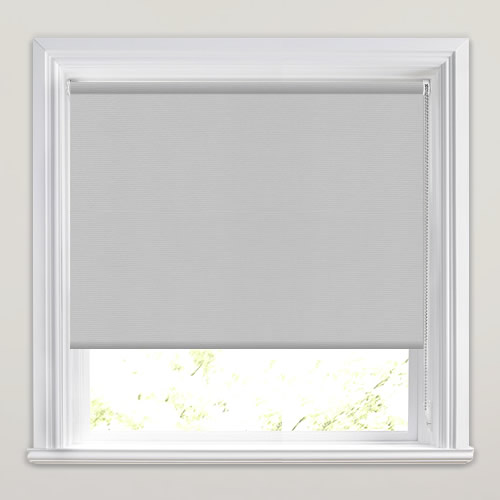 Quality Made To Measure Grey Waterproof Blinds Washable