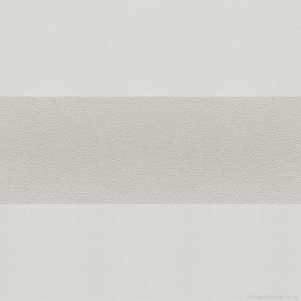 Light Grey Amp Metallic Silver Horizontal Striped Blackout