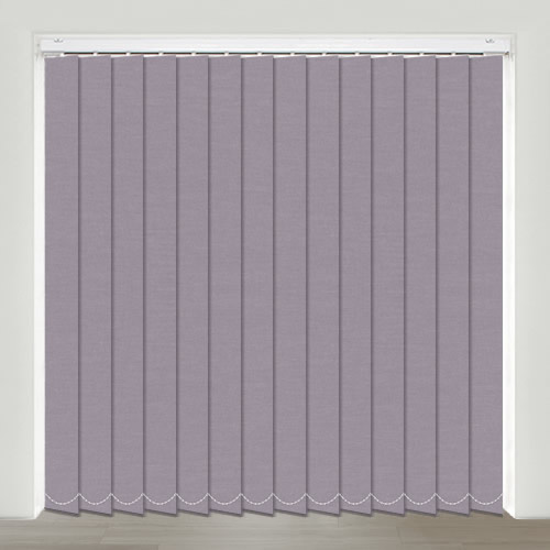 Gala Sloe Vertical Blind