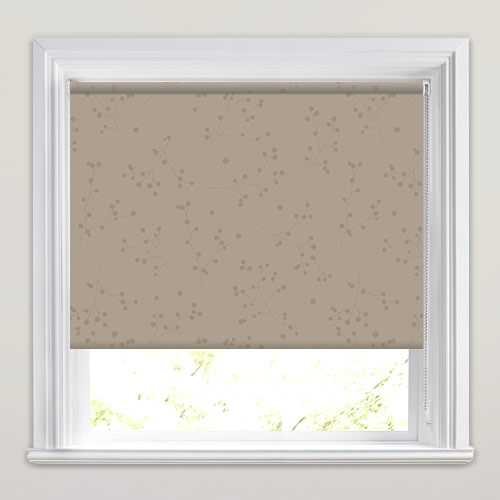 Impression Pewter Roller Blind