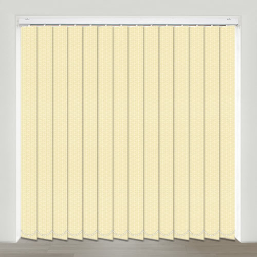 Romagna Porcelain Vertical Blind