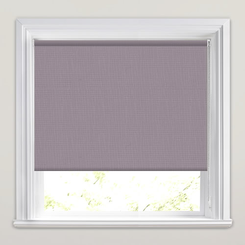 Lambro Lilac Roller Blind