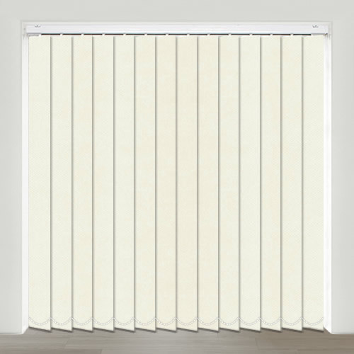 Multi Lux Butter Vertical Blind