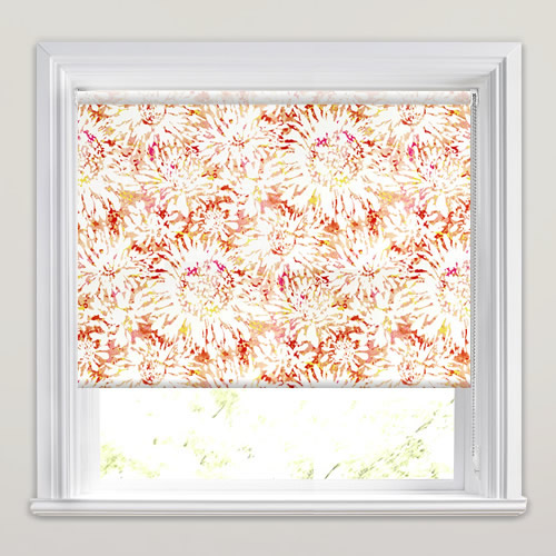 Tropics Singapore Sling Roller Blinds Made To Measure