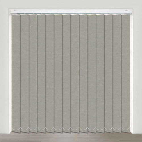 Gala Taupe Vertical Blind
