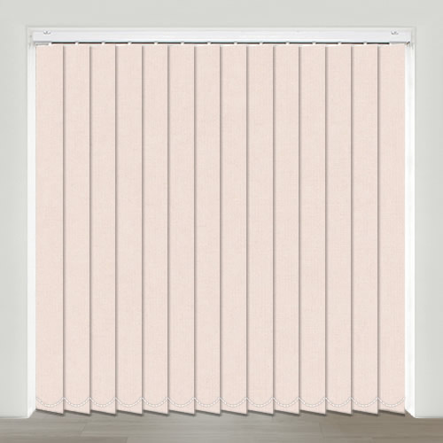 Sweet Dreams Powder Vertical Blind