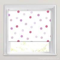 Pastel Spots Soft Pink