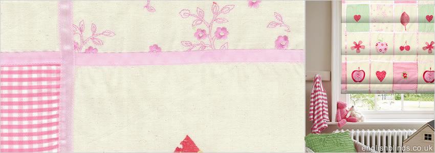 candy order roller window dots blackout pink direct in blinds blind uk polka