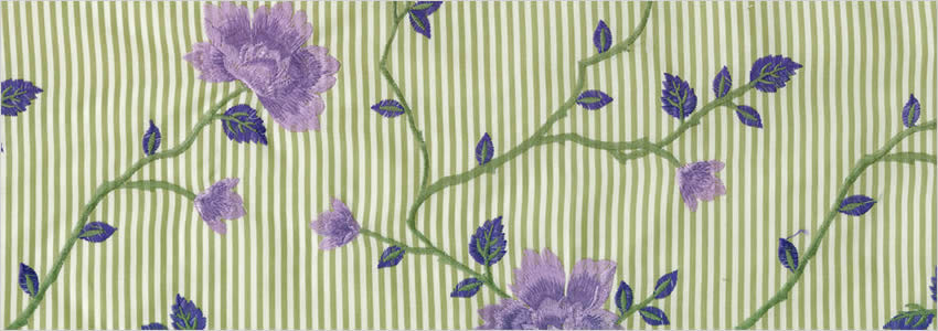 Henrietta Lavender Curtains