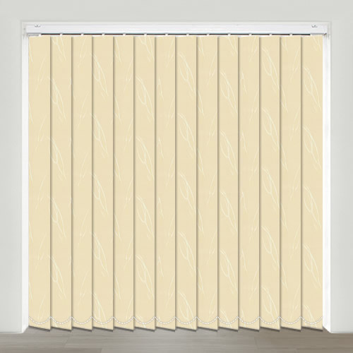 Spirit Beige Vertical Blind