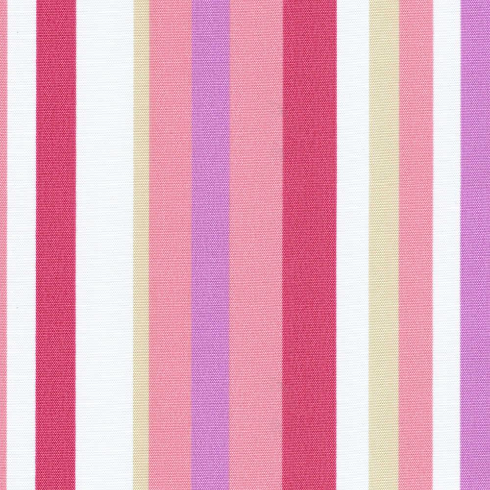 Pretty Pink Purple Amp White Vertical Striped Blackout