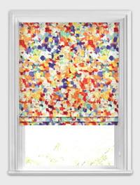 Raindrops Fresco