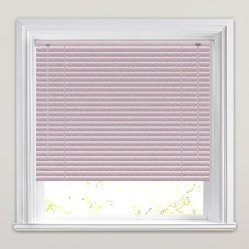 25mm Red Hammered Venetian Blind