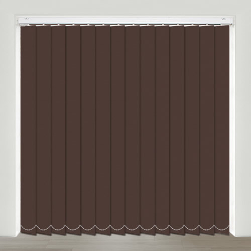 Vitsy Roast Vertical Blind