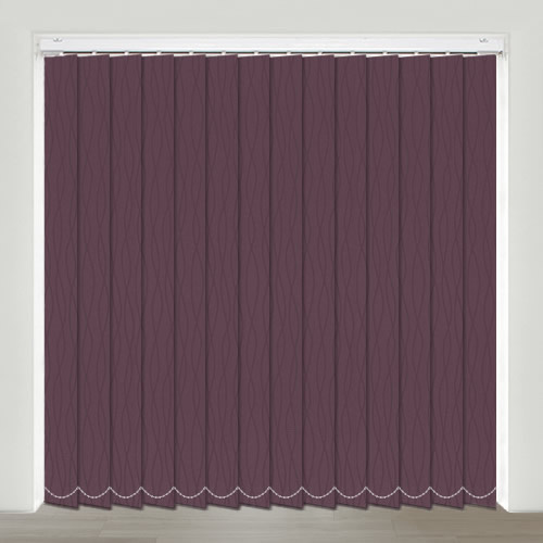 Melody Damson Vertical Blind