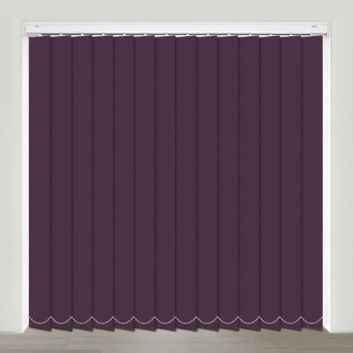 Vitsy Passion Vertical Blind