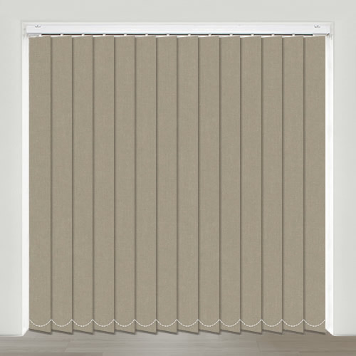 Sweet Dreams Putty Vertical Blind