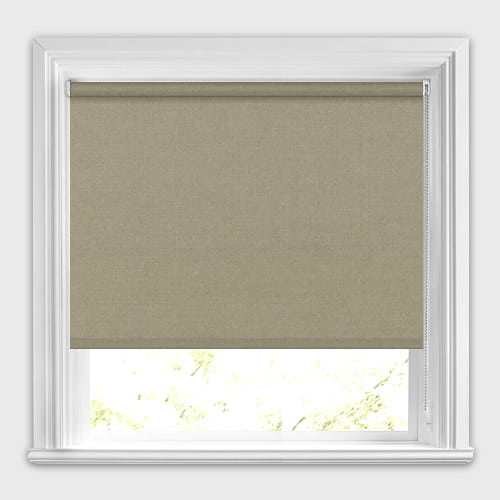 Gala Putty Roller Blind