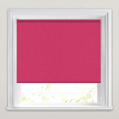 direct roller plain ext bermuda blinds pink blind