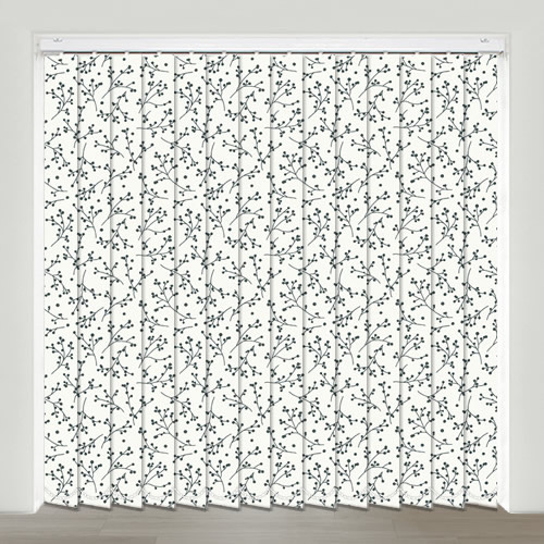 Kina Whisp Vertical Blind