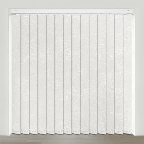 Planet White Vertical Blinds Made To Measure English Blinds