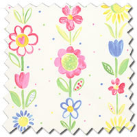 Spring Flowers Chintz