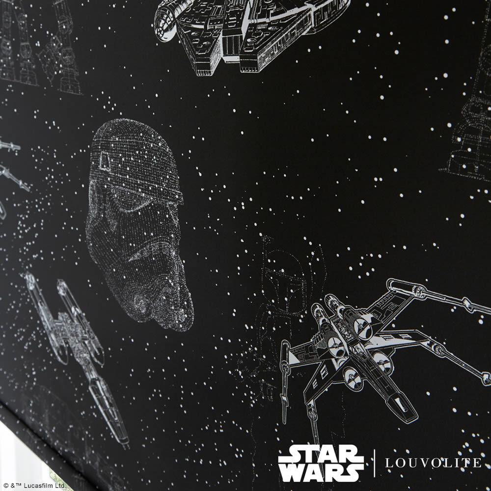 Star Wars Battle Scene Blackout Roller Blinds Made To